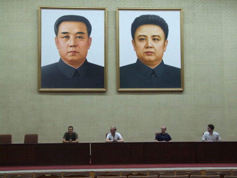 Corée du Nord. Les portraits des leaders communistes valent plus que la vie d'un enfant