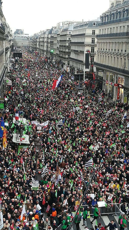 Plusieurs dizaines de milliers de personnes à Paris contre la PMA [Vidéo]