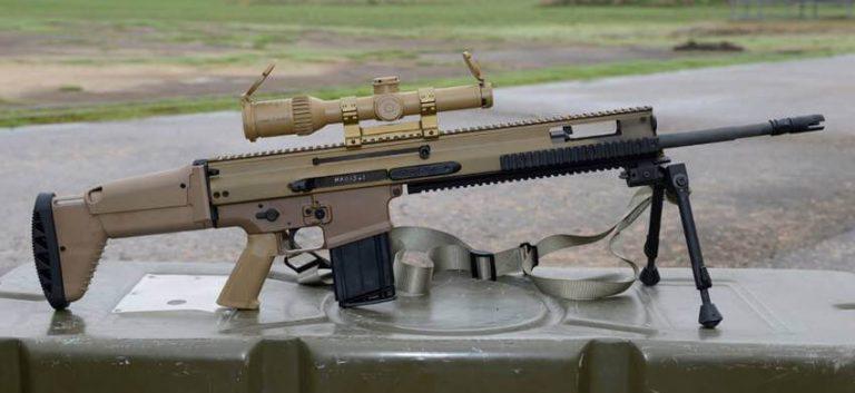 L'armée de Terre française se dote d'un nouveau fusil de précision