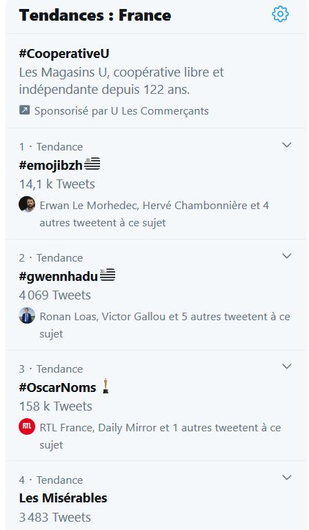 émoji drapeau breton