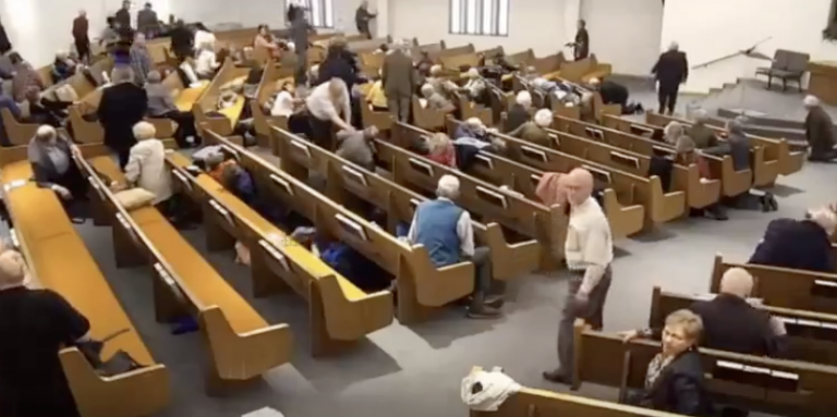 Un massacre potentiel empêché dans une Eglise au Texas grâce à des détenteurs d'armes à feu [Vidéo]