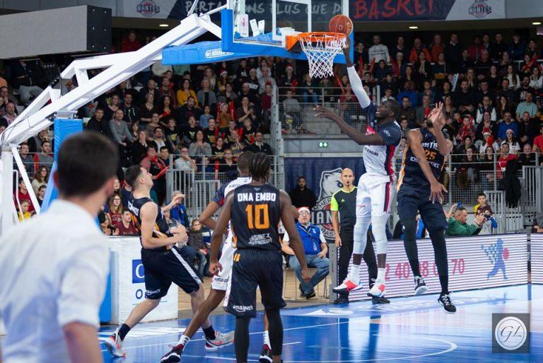 Basket, Pro B. Nantes et Quimper en route vers l'élite ?