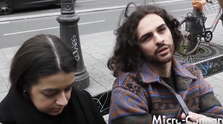 Micro-trottoir : Est-ce que vous pensez qu'il existe un privilège blanc ?