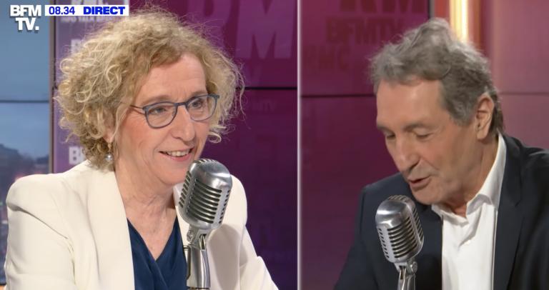 Retraites. Muriel Pénicaud face à Jean-Jacques Bourdin