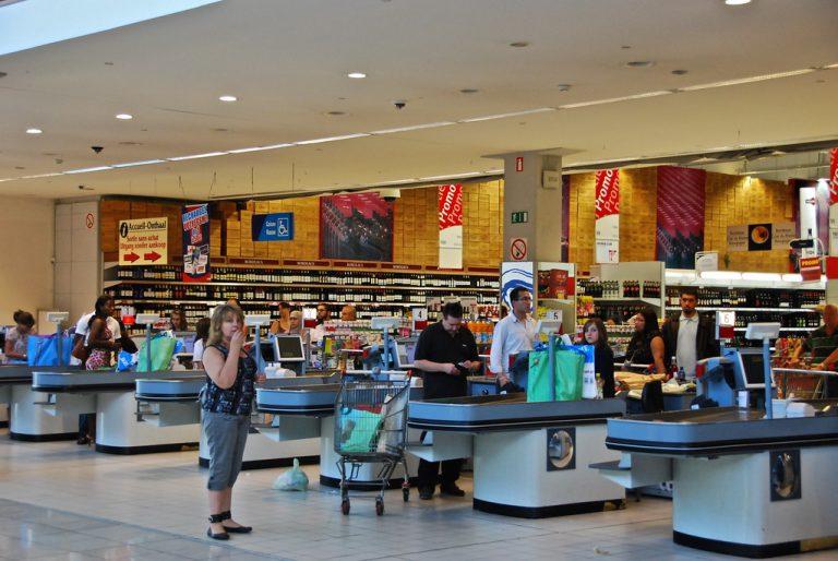Les prix des produits de grande consommation ont augmenté dans la grande distribution en avril 2020