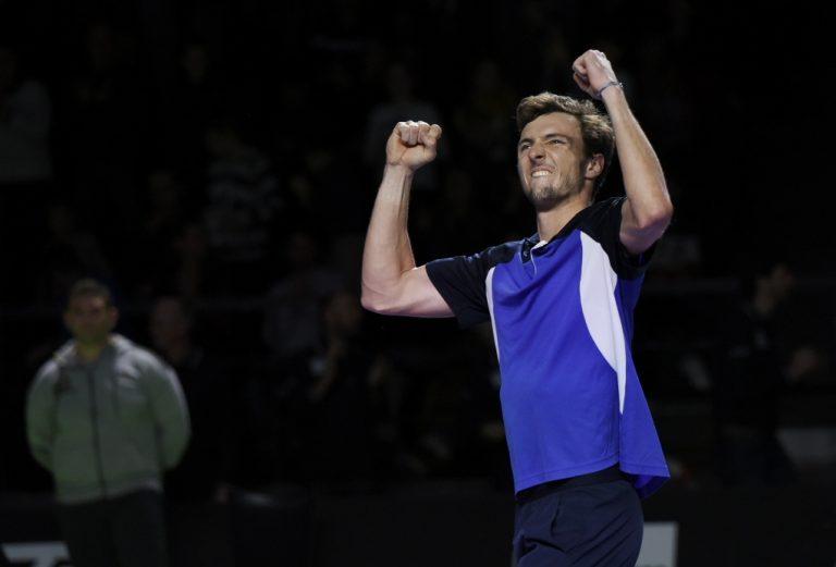 Open de Rennes de Tennis. Arthur Rinderknech, Roi de Bretagne