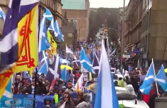 Écosse. Malgré les blocages de Londres, un nouveau sondage favorable à l'indépendance
