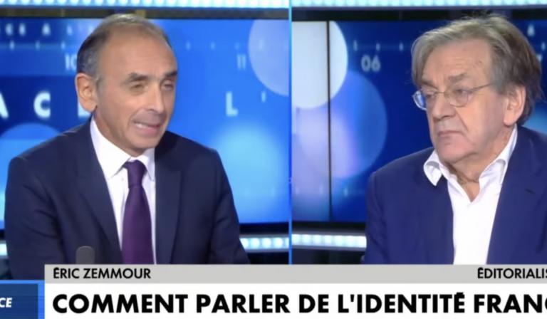 Eric Zemmour : « Il faut supprimer la double nationalité » [+ débat face à Alain Finkielkraut]