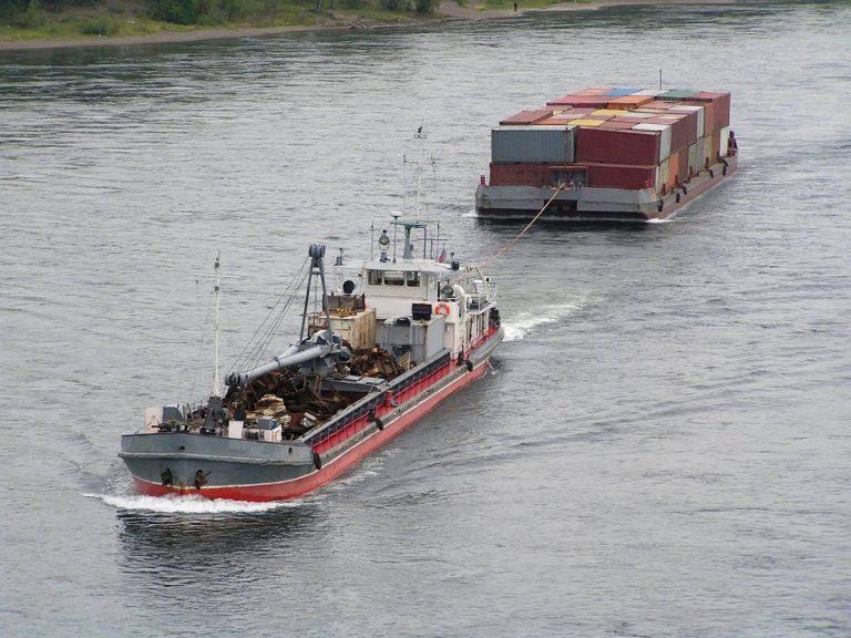 Le transport fluvial de retour sur les fleuves français