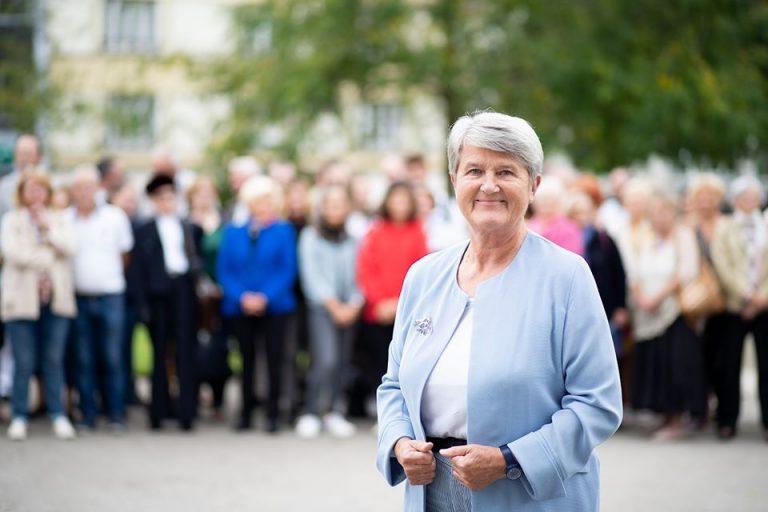 Brest. Bernadette Malgorn : « Ce qui m'importe avant tout c'est l'avenir des Brestois! »
