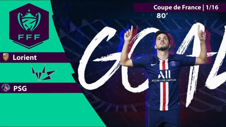 Coupe de France de football. Le Stade Rennais qualifié, Lorient tombe face au PSG et Nantes face à Lyon