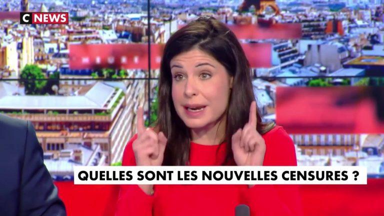 Charlie Hebdo. Charlotte d'Ornellas très pertinente sur la censure moderne qui sévit partout