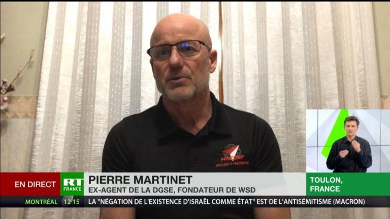 Pierre Martinet, ex-agent de la DGSE : « On ne fait rien pour stopper l'idéologie islamiste »