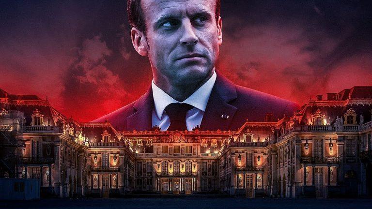 Les grévistes s'invitent à Versailles pour voir Emmanuel Macron