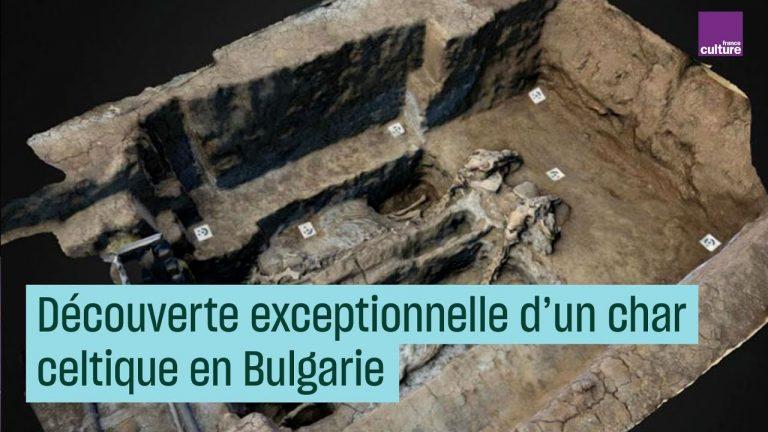 Un char celte découvert en Bulgarie : les Gaulois en Thrace il y a 2 300 ans