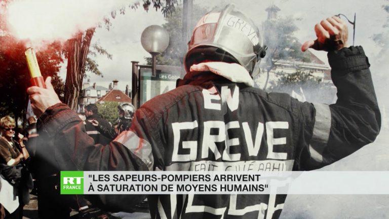 Les sapeurs-pompiers prévoient un nouveau rassemblement à Paris