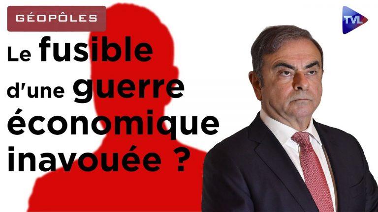 Carlos Ghosn : un fusible d'une guerre économique inavouée ?