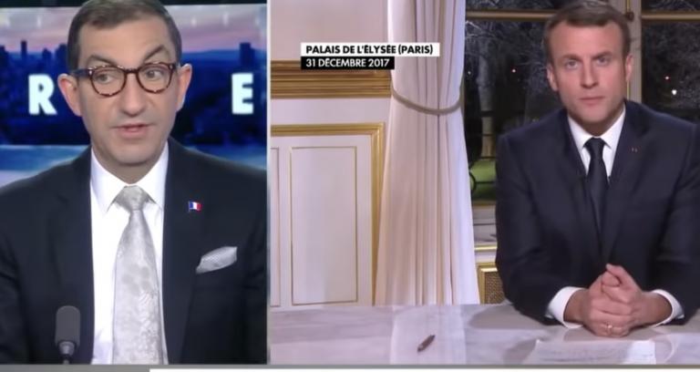 Jean Messiha : « Macron est le président de l'abandon, du renoncement, il ne changera pas »[Vidéo]