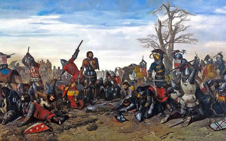La fin du Moyen Âge. Joël Blanchard : « L'histoire des Valois méritait d'être réhabilitée, relue en profondeur » [Interview]