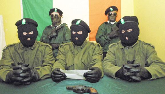 En 2020, la New IRA veut « consolider la lutte contre l'occupation britannique », le Républicain Sinn Féin veut une « Nouvelle Irlande »