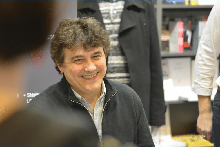 Charlie Hebdo. Patrick Pelloux à la FNAC de Nantes le 7 février