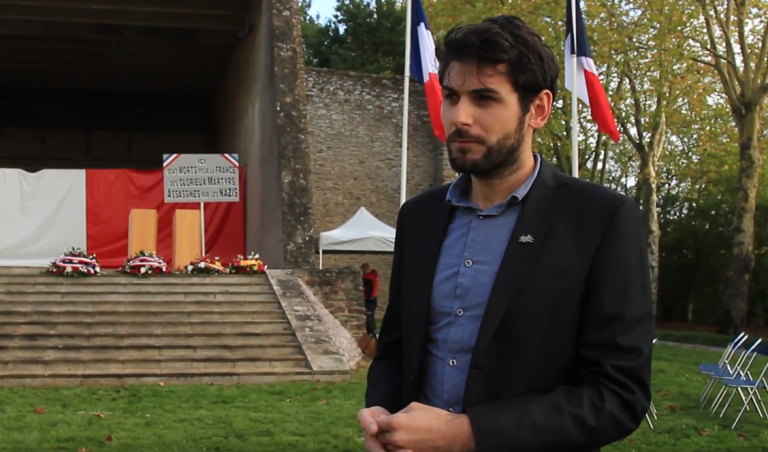 Hugo Sonnier, candidat UPR à Nantes : « Le leitmotiv est d'être le porte-parole de la démocratie »[Interview]