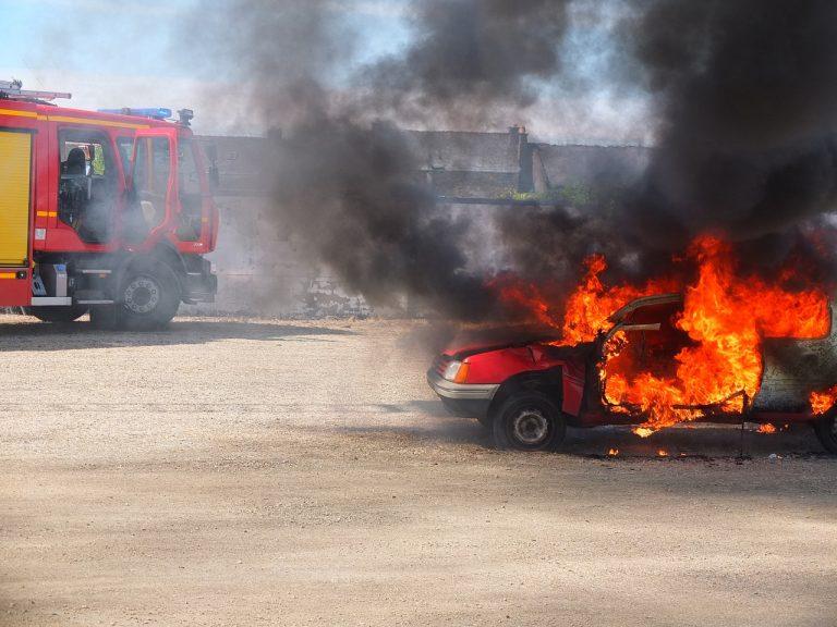 Série d'incendies criminels à Nantes: un pyromane interpellé