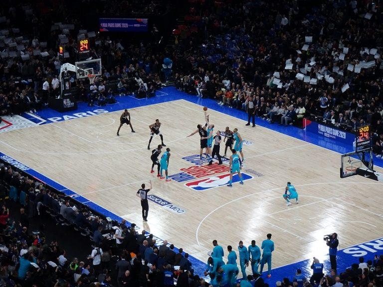 [Reportage] Avant le décès de Kobe Bryant, la NBA et Michael Jordan étaient à Paris