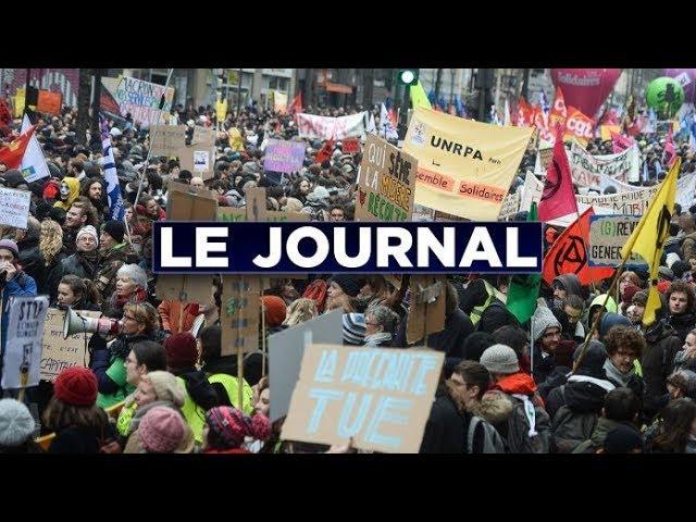 Grèves : janvier, le mois du pourrissement ?