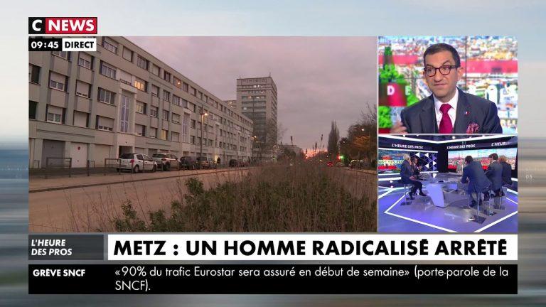 Jean Messiha, après l'attaque islamiste de Metz : « Allah commence à avoir un monopole gênant »