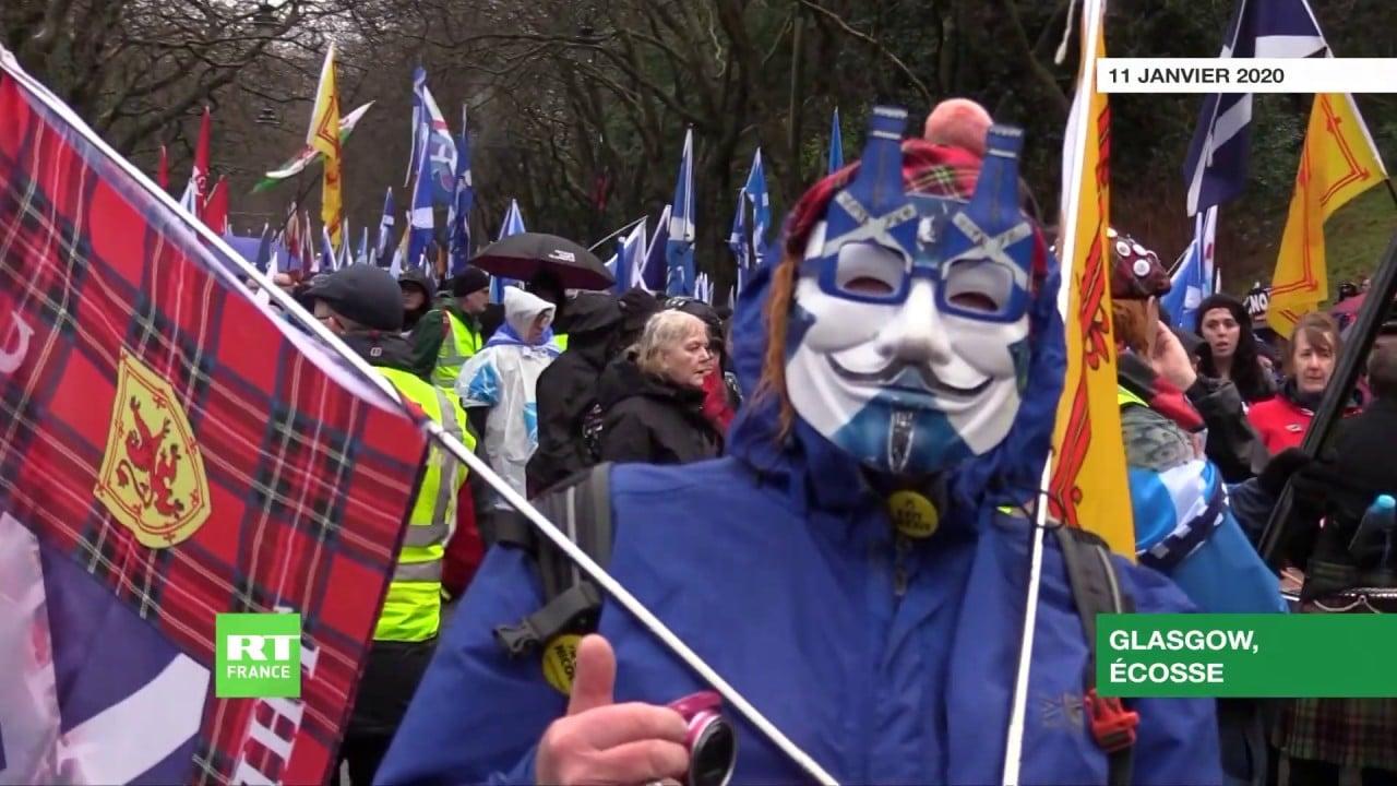 Glasgow. Des dizaines de milliers de manifestants pour l'indépendance de l'Ecosse