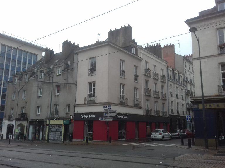 Nantes. Encore au moins quatre commerces cassés et cambriolés ce week-end