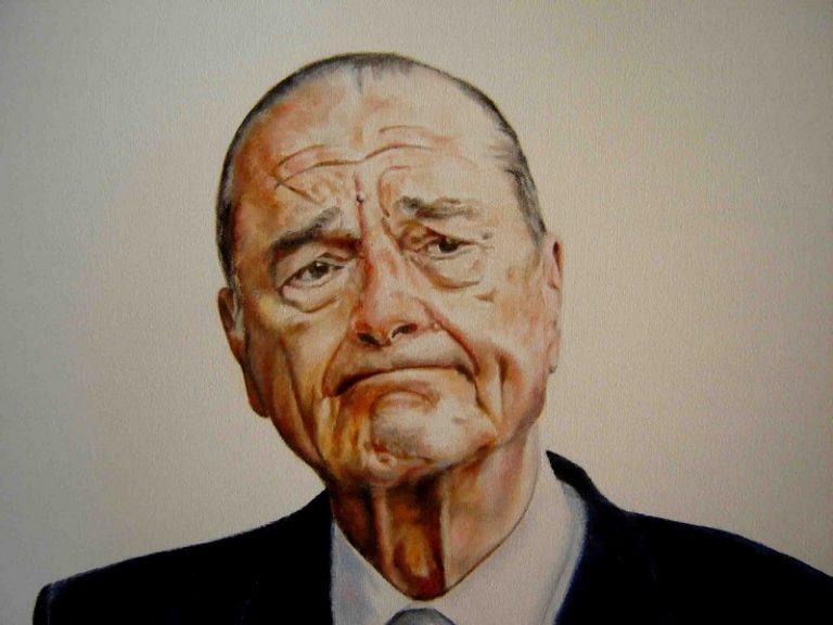 Jacques Chirac, le « grand homme »  de Dinard
