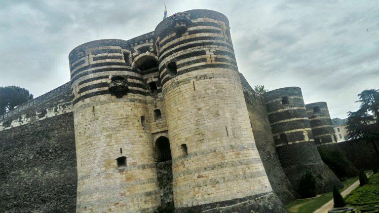 [Reportage] Petite escale à Angers au château du Roi René