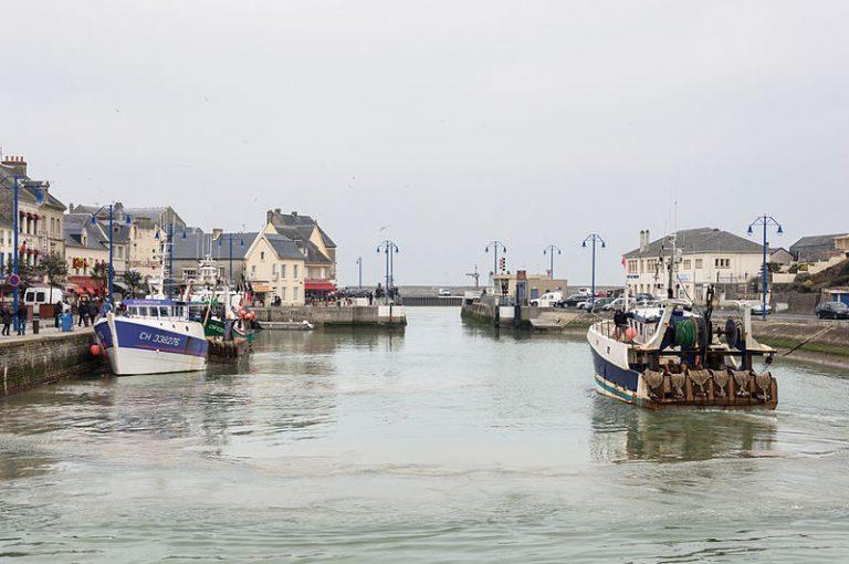 Guernesey, illustration amère du Brexit pour les pêcheurs bretons et normands