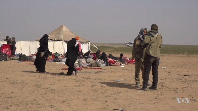 Syrie. Les femmes djihadistes de l'État islamique font régner la terreur au camp de Al-Hol
