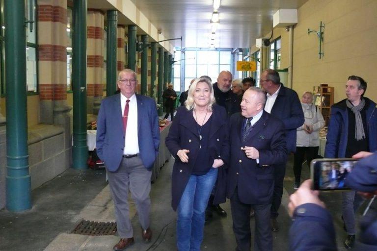 Municipales à Saint-Malo. Retour sur la visite de Marine Le Pen