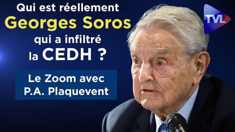Qui est réellement Georges Soros qui a infiltré la CEDH ?