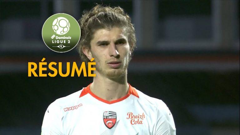 Ligue 2 (Football). Le FC Lorient se relance à l'extérieur, Guingamp freiné par Sochaux