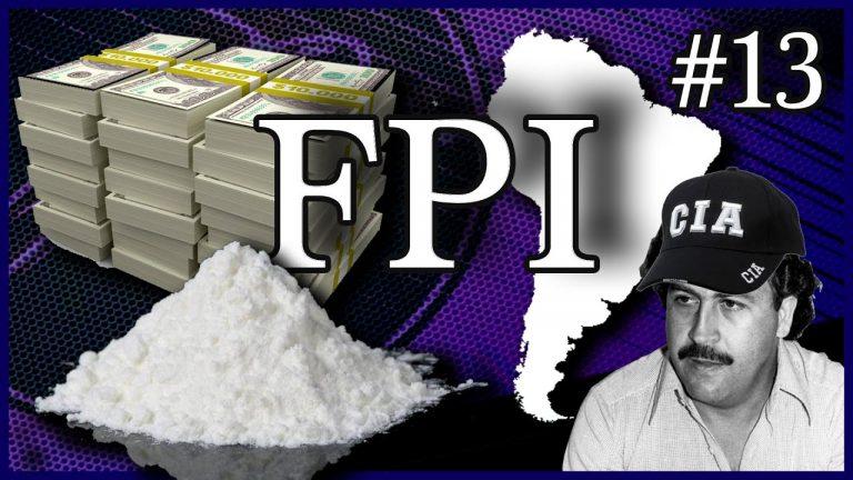 Colombie, CIA, Escobar, le trafic se poursuit !