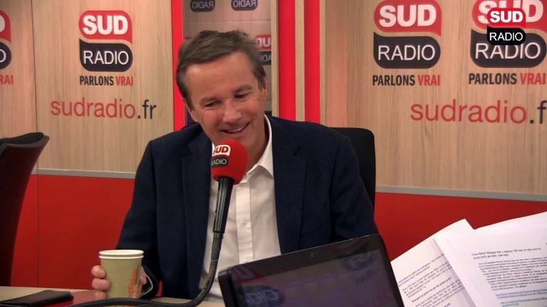Nicolas Dupont Aignan : « Notre système de santé est dans un état désastreux ! »