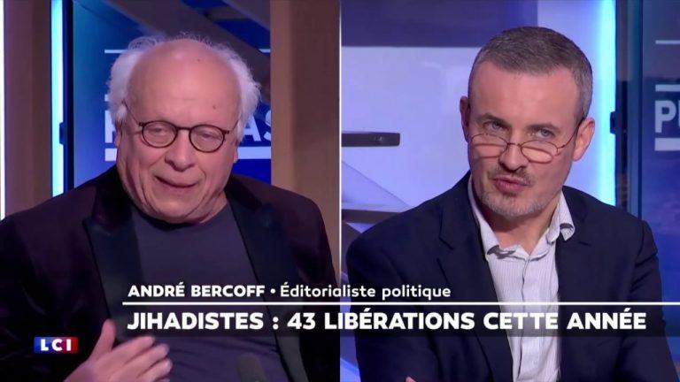 Islamisme. André Bercoff dénonce la libération des 43 jihadistes qui aura lieu en 2020