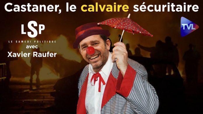 Christophe Castaner Poker