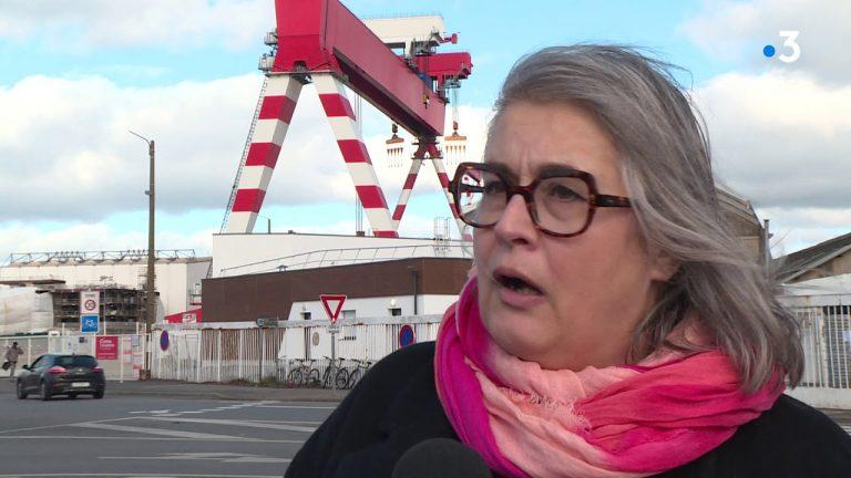 Saint-Nazaire : accident mortel aux Chantiers de l'Atlantique