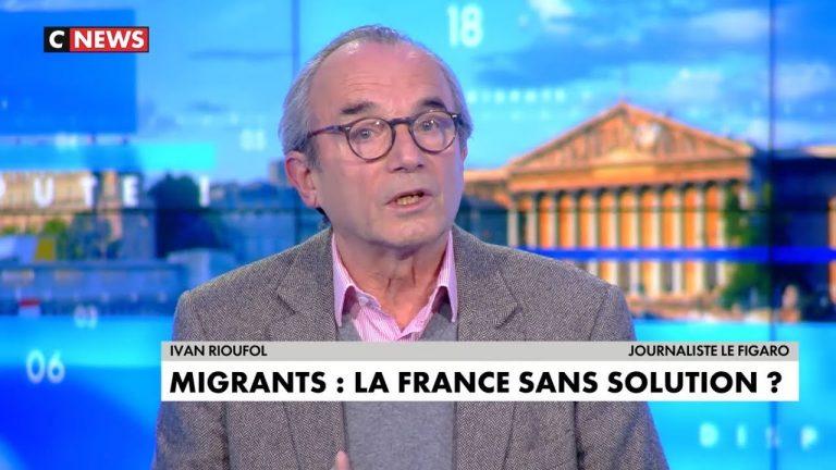 Ivan Rioufol : « Sur l'immigration, nos politiques sont irresponsables »