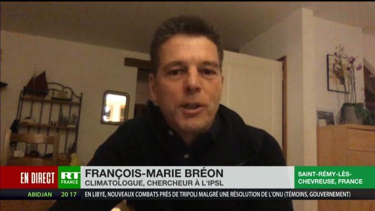 François-Marie Bréon, climatologue : « Je voudrais un grand programme de développement du nucléaire »