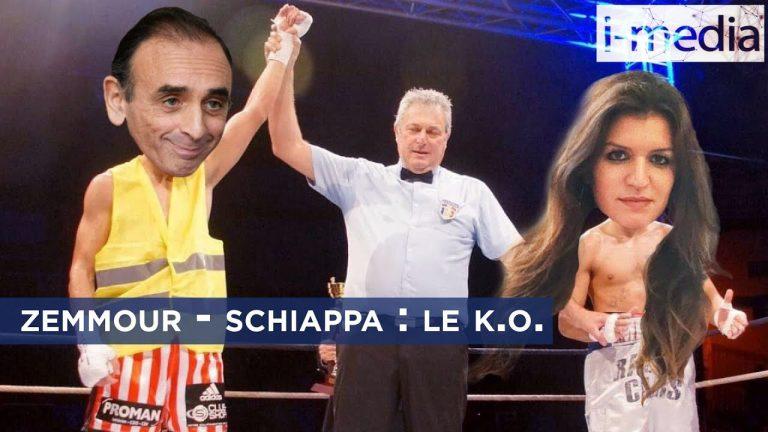 I-Média n°285 – Zemmour-Schiappa : le KO