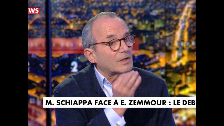 Ivan Rioufol sans concession sur le Grand Remplacement, le communautarisme….