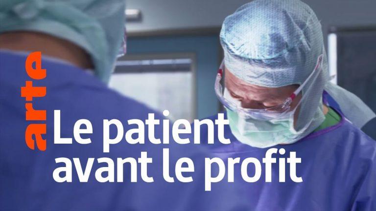 Médecine : Le patient d'abord