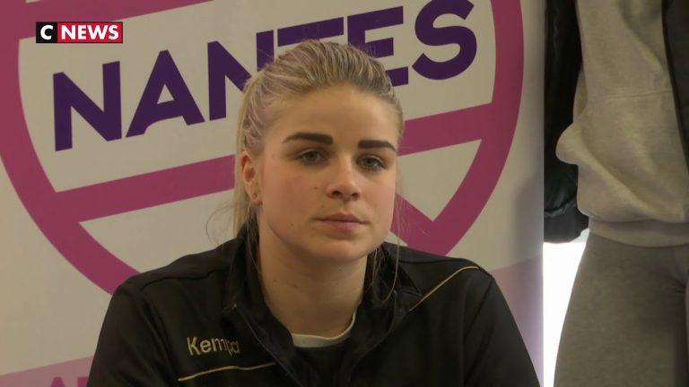 Test de grossesse dans le handball : les joueuses de Nantes soutiennent le médecin